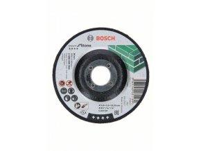 Rezací kotúč s prelisom Expert for Stone C 24 R BF, 115 mm, 2,5 mm