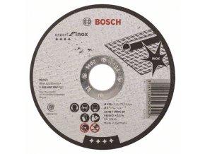 Rovný rezací kotúč Expert for Inox AS 46 T INOX BF, 125 mm, 2,0 mm