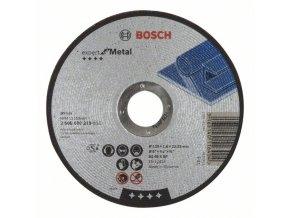 Rovný rezací kotúč Expert for Metal AS 46 S BF, 125 mm, 1,6 mm