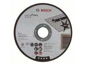 Rovný rezací kotúč Expert for Inox AS 46 T INOX BF, 125 mm, 1,6 mm