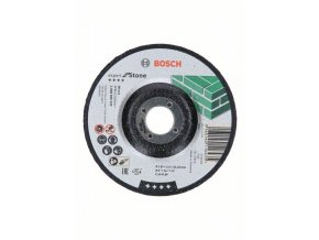 Rezací kotúč s prelisom Expert for Stone C 24 R BF, 125 mm, 2,5 mm
