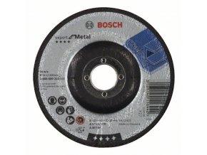 Obrusovací kotúč s prelisom Expert for Metal A 30 T BF, 125 mm, 6,0 mm