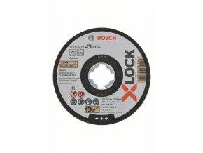 Rovné rezanie X-LOCK Standard for Inox 115 x 1 x 22,23 mm 115 x 1 x 22.23 mm