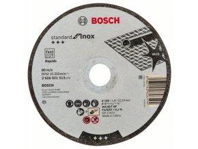 Rovný rezací kotúč Standard for Inox WA 46 T BF, 150 mm, 22,23 mm, 1,6 mm