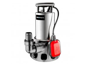 Ponornй čerpadlo na znečistenъ vodu 650W 59G446