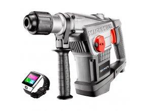 Kladivo 1250W SDS Max 58G874-PSG, kufrík + smartwatch