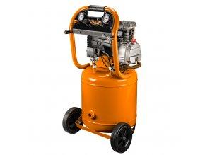 Vertikálny olejový kompresor 40 l, 230V