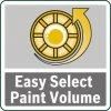 Systém na rozprašovanie farby PFS 2000