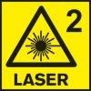 Laserový merač vzdialeností GLM 250 VF