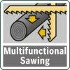 Akumulátorová multifunkčná píla PST 10.8 LI