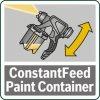 Systém na rozprašovanie farby PFS 3000-2