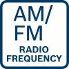Rádio GPB 12V-10 + GSR 12V-15