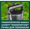 Ponorné čerpadlo na znečistenú vodu, 900 W 52G449
