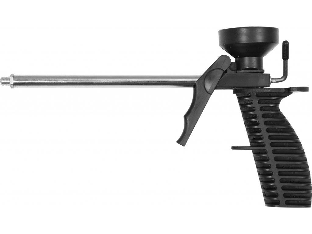 Pistole na montážní pěnu plast
