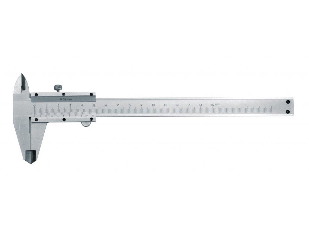 Měřítko posuvné 150 x 0,05 mm