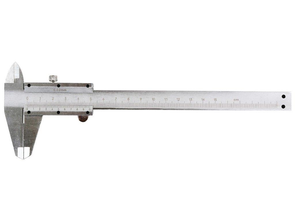 Měřítko posuvné 150 x 0,02 mm