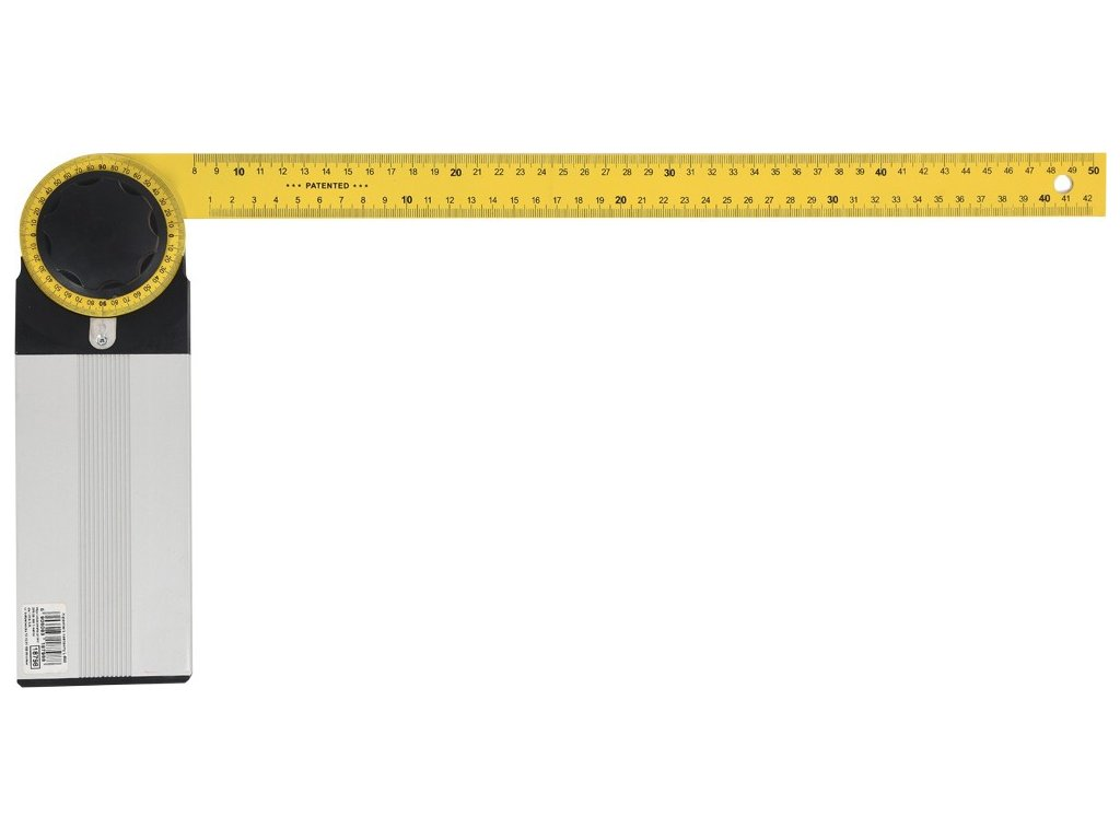Úhelník 500 mm nastavitelný