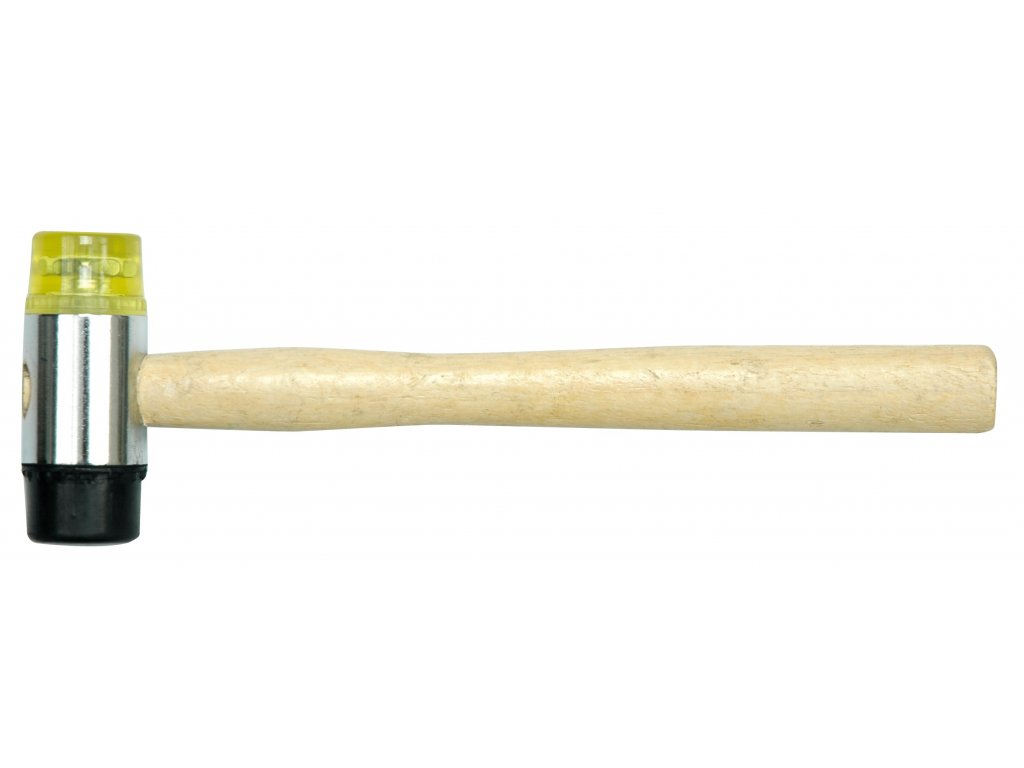 Palička kov/guma 35 mm