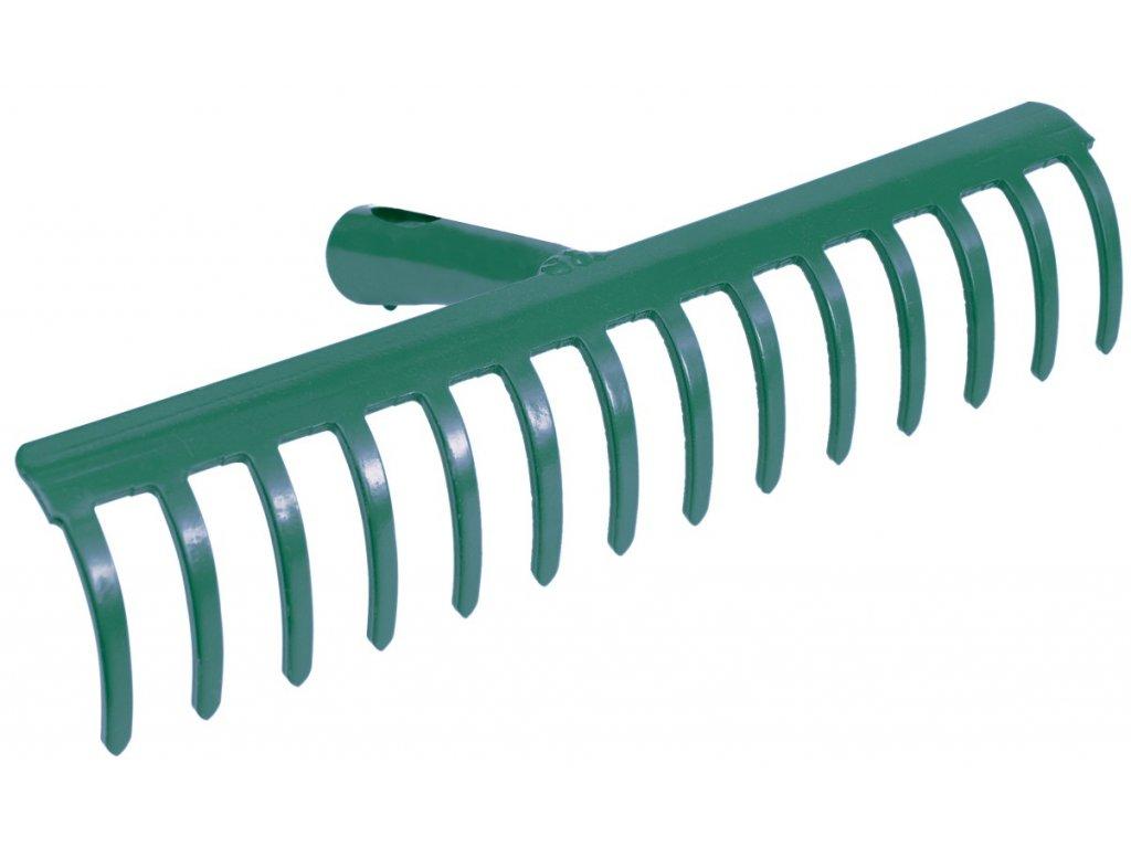 Hrábě 340 mm 14 zubů