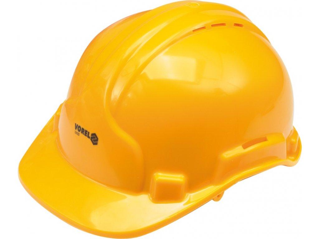 Přilba ochranná žlutá
