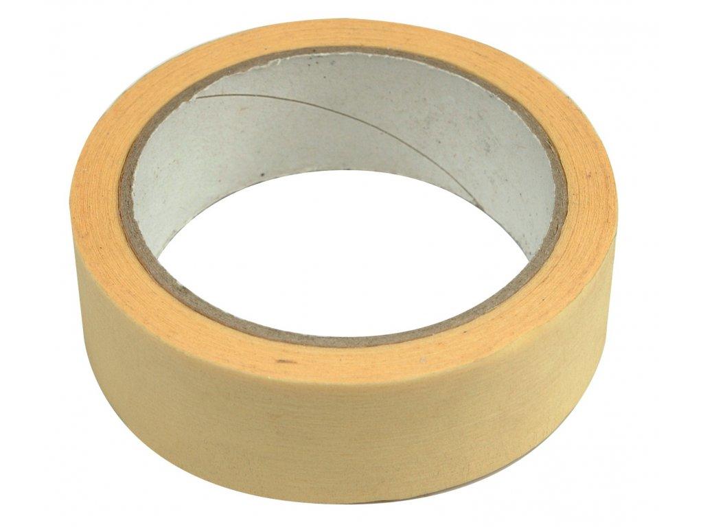 Páska samolepící papírová 30 mm x 25 m
