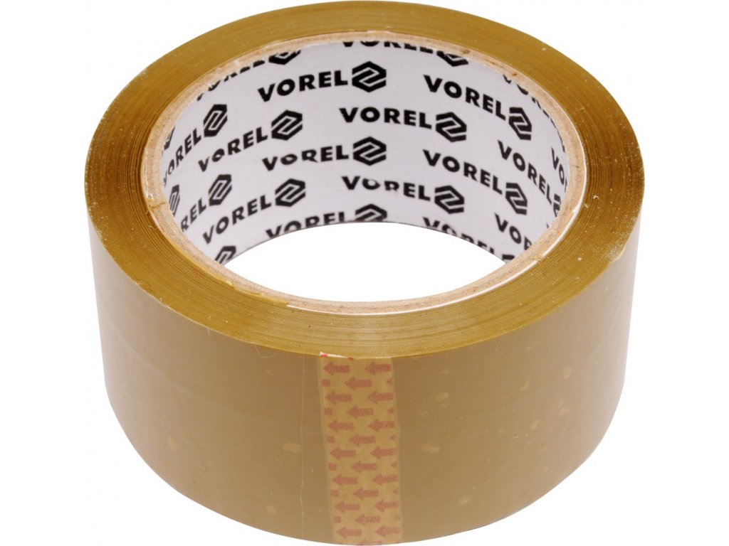Páska balící PP hnědá 48mmx40m