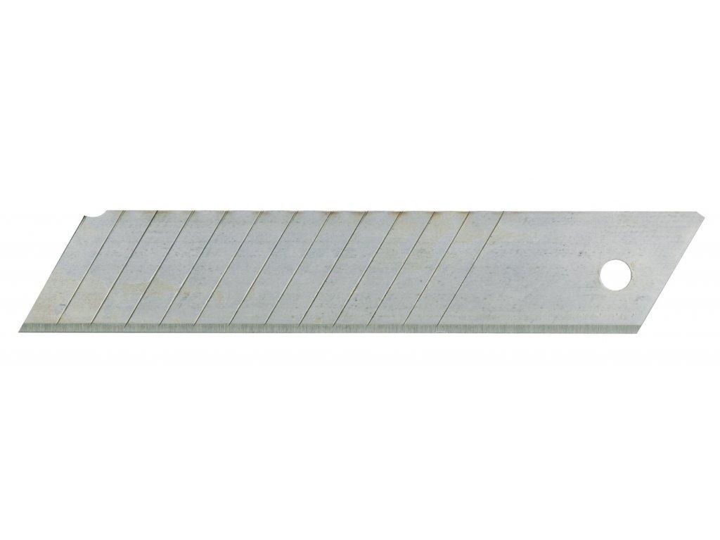 Ostří lomené náhradní 25 x 0,4mm 5 ks