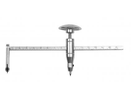 Výkružník do sádrokartonu 30 - 400 mm