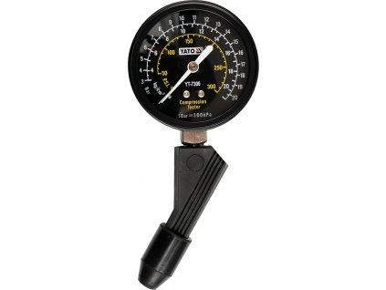 Měřící přístroj kompresního tlaku (plast)