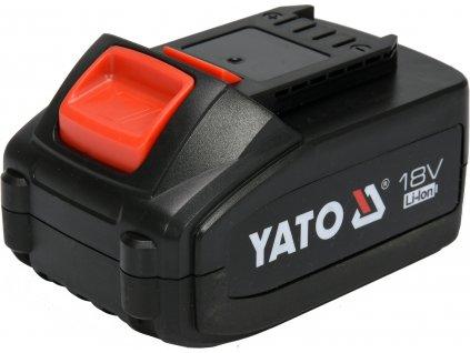 Baterie náhradní 18V Li-Ion 4,0 AH (YT-82782, YT-82788,YT-82826, YT-82804)