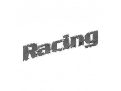 Znak RACING samolepící PLASTIC