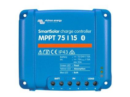 MPPT solární regulátor Victron Energy SmartSolar 75/15