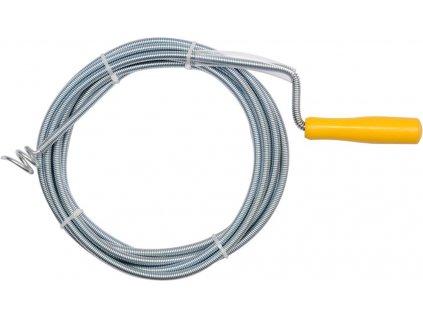 Spirála kanalizační průměr 9mm, 5m