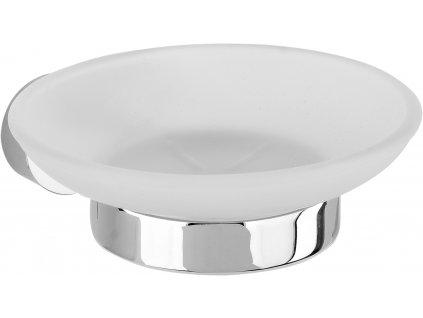 Držák na mýdlo Oval Chrom