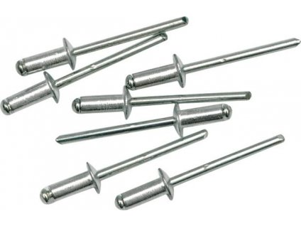 Nýt hliníkový 3,2 x 9,6 mm 50ks