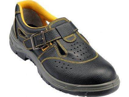 Pracovní boty letní SERRA vel. 39