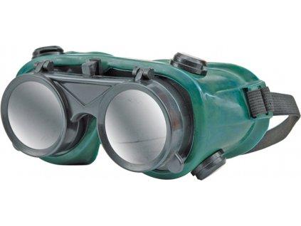 Brýle svářečské blistr