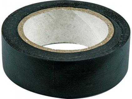 Páska PVC 50 x 0,13 mm x 10 m černá