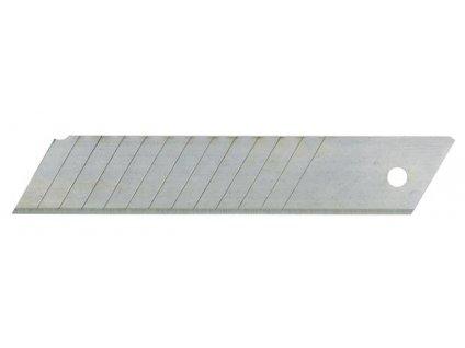 Ostří lomené náhradní 9 x 0,4mm 5 ks