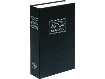 Pokladna příruční - imitace knihy 240x155x55mm