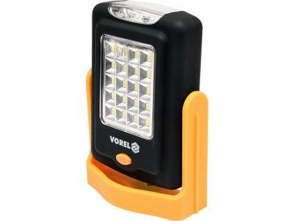 Svítilna otočná 20+3 LED
