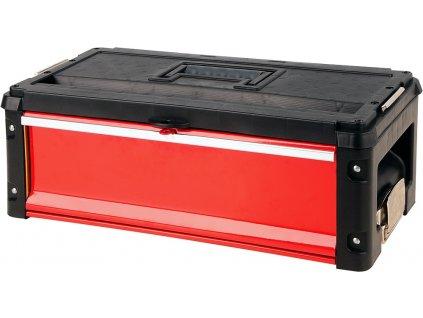 Skříňka na nářadí, 1x zásuvka, komponent k YT-09101/2