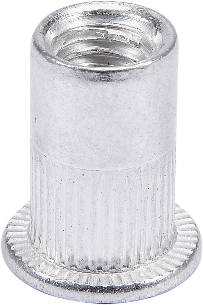 Fotografie Nýtovací matice hliníková M6, 20ks