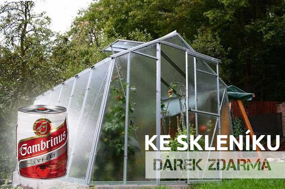 levné skleníky