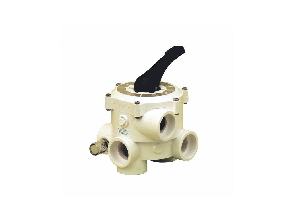 Bazénové vícecestné ventily