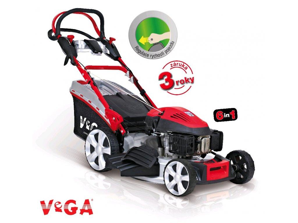 VeGA 545 SXH 6in1 - benzínová sekačka s pojezdem
