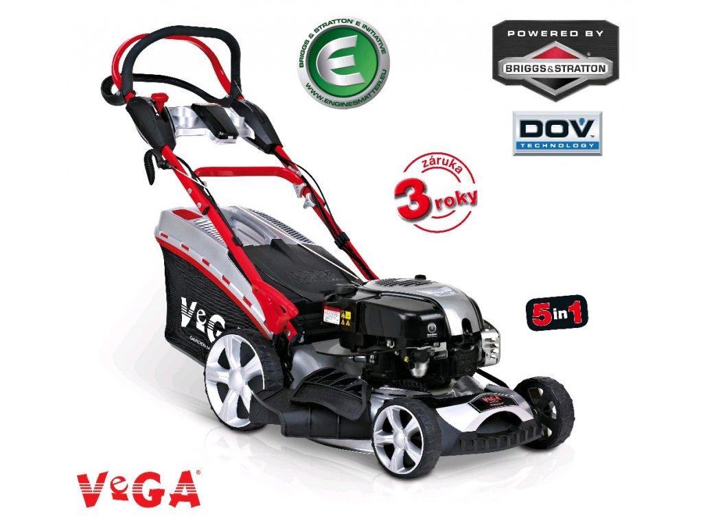 VeGA 752 SXH DOV 5in1 - benzínová sekačka s pojezdem