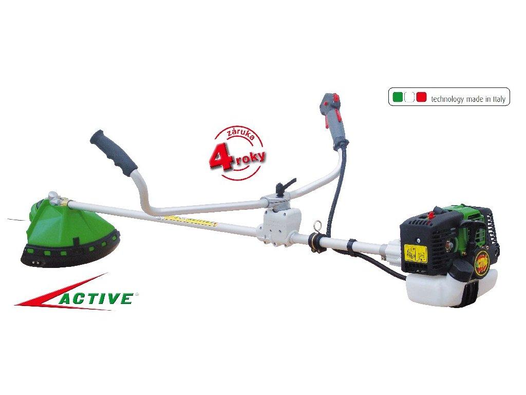 ACTIVE 4,0 BT - benzínový křovinořez