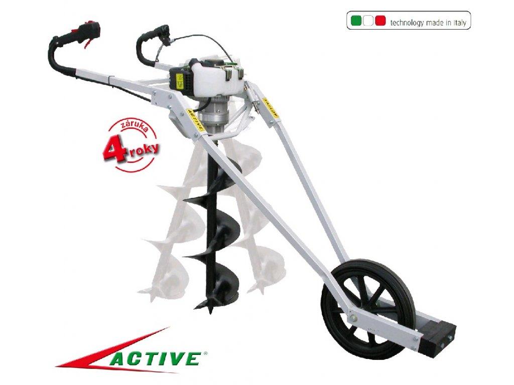 ACTIVE T152 - půdní vrták
