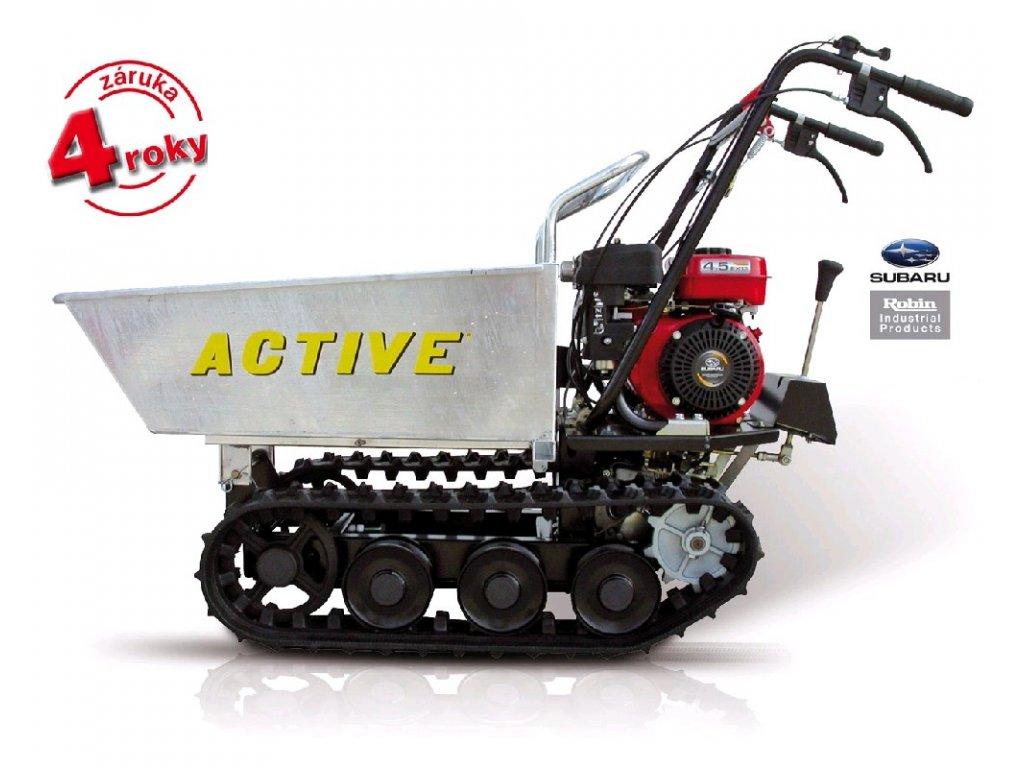 ACTIVE 1330 DMP - pásový přepravník